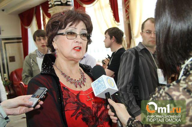 Омск посетит актриса Валентина Талызина