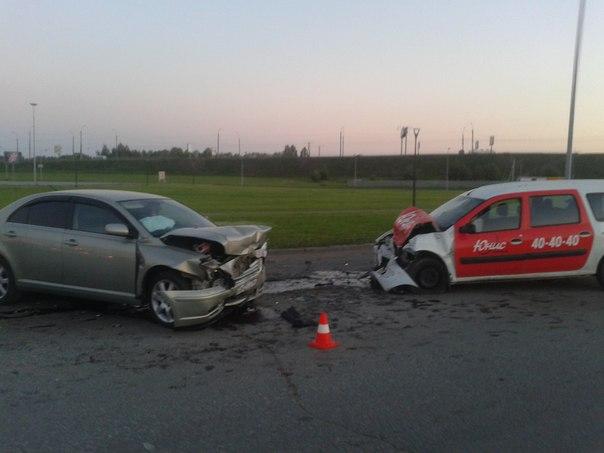 Омская полиция: водитель, устроивший ДТП у «Арены Омск», был пьян