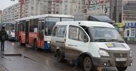 Повышение цен на проезд в маршрутках и забастовка таксистов: что беспокоило омичей на этой неделе
