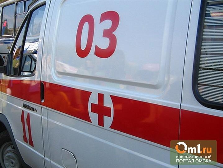В Омске 4-летний ребенок ранен в ДТП с автобусом и иномаркой