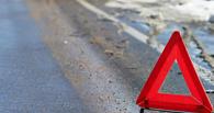 Пассажирский автобус попал в аварию на трассе в Омской области