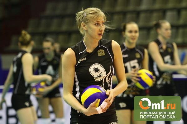 Маммадова покидает «Омичку» ради Швейцарии