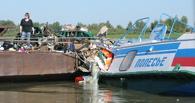Суд заставил омский речпорт выплатить 26,7 млн рублей за крушение теплохода «Полесье»