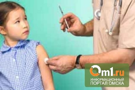 В Омской области поставили прививки почти двум миллионам человек