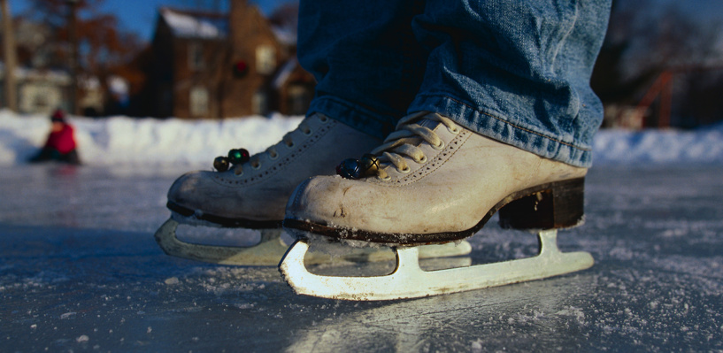 Доставайте коньки: выходные в Омске будут по-зимнему холодными