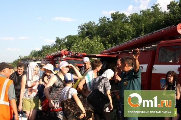 Омичка, пострадавшая в крушении поезда в Краснодаре,отказалась от помощи врачей