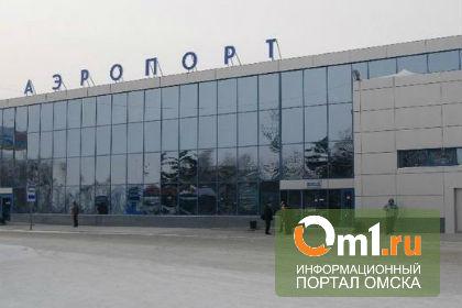 Пенсионерка сломала руку на эскалаторе в Омском аэропорту