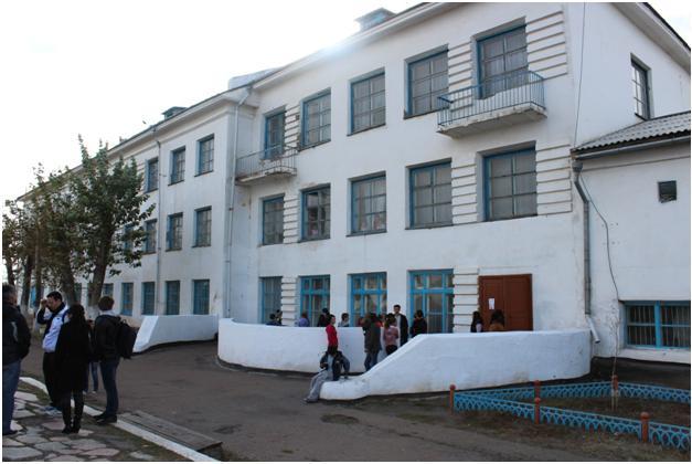 В Омске бывший детский дом переоборудуют в детсад