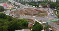 Движение на перекрестке Королева-Заозерная частично возобновили