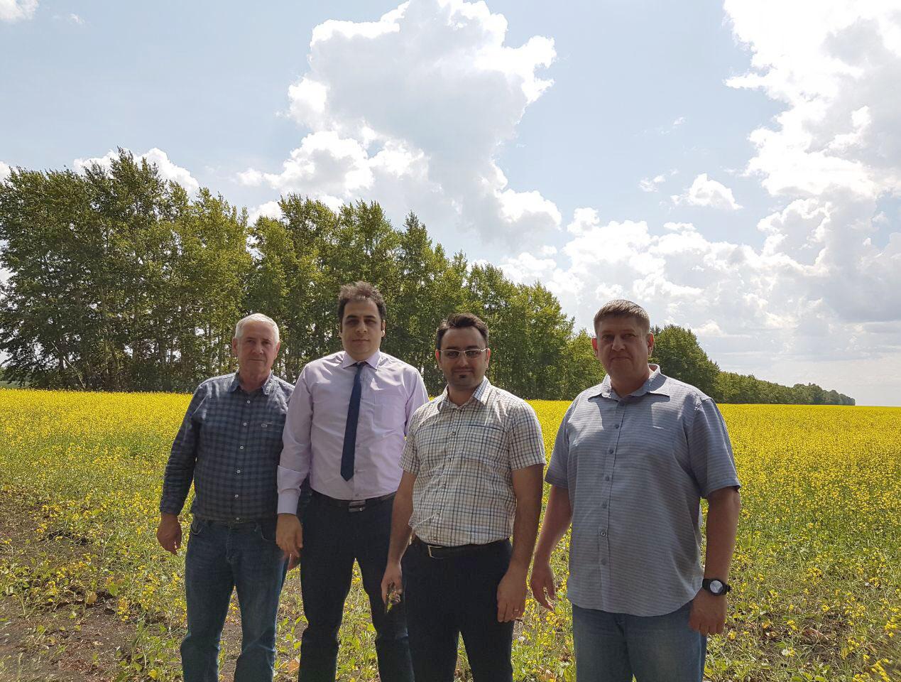 Агропромышленная выставка позволила омичам заработать неменее 350 млн. руб.