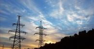 В Большеуковском районе Омской области восстановили подачу электричества