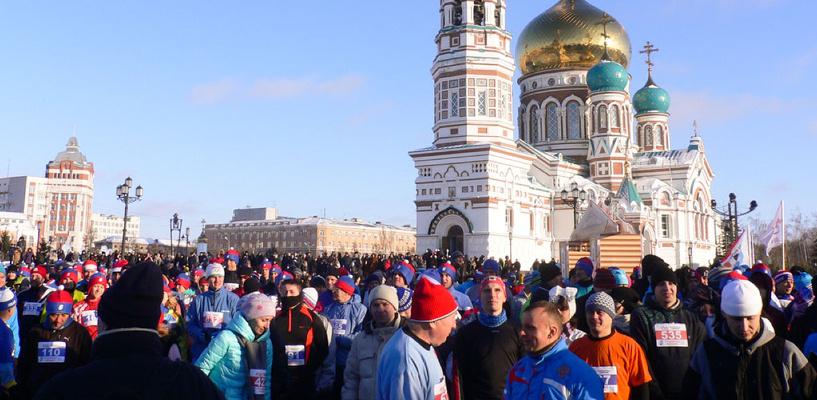Во время Рождественского полумарафона участникам забега устроят экскурсию