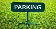 В Омске хотят бороться с парковками на газонах, но не знают как