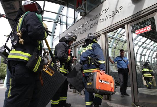 По делу об аварии в московском метро арестованы еще два человека