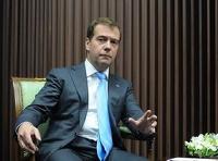 Медведев: железная дорога — приоритетное стратегическое направление