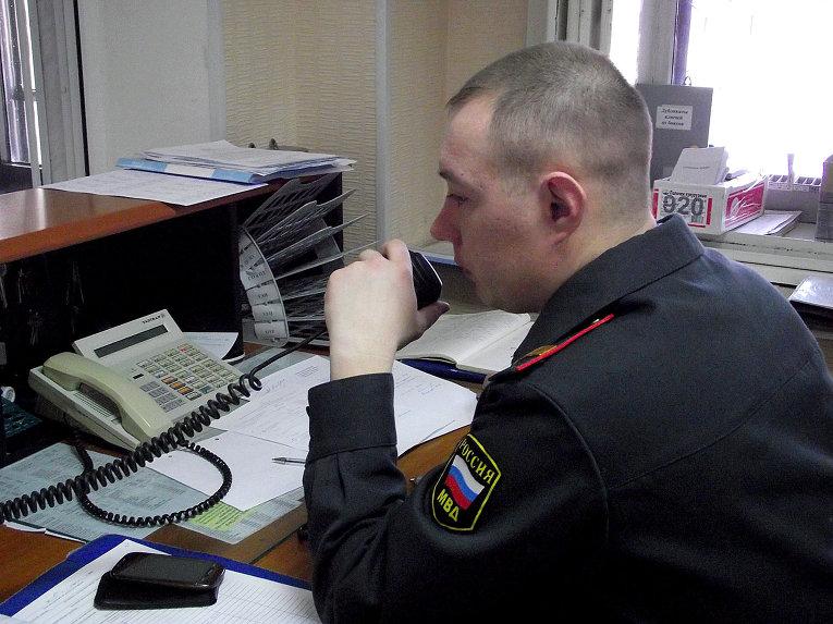 Омич обматерил полицейского и получил 280 часов обязательных работ