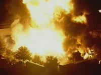 В США взорвался очередной завод