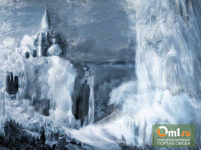 В Омской области откроют резиденцию Снежной Королевы