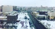 Обзор ситуации на дорогах в Омске: пробка на улице Фрунзе