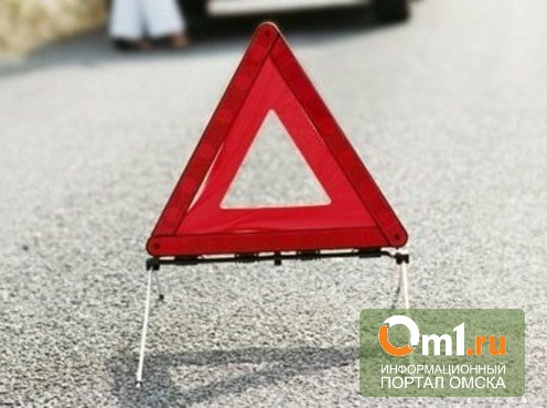 В Омске в аварии пострадал 16-летний мотоциклист