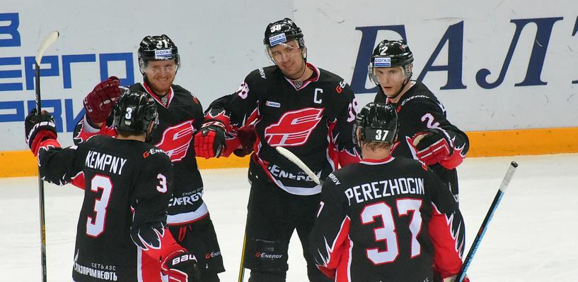 Омский «Авангард» проведет в Чехии три товарищеских матча