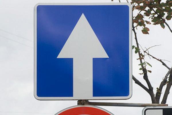 В Омске участок дороги на Масленникова станет односторонним