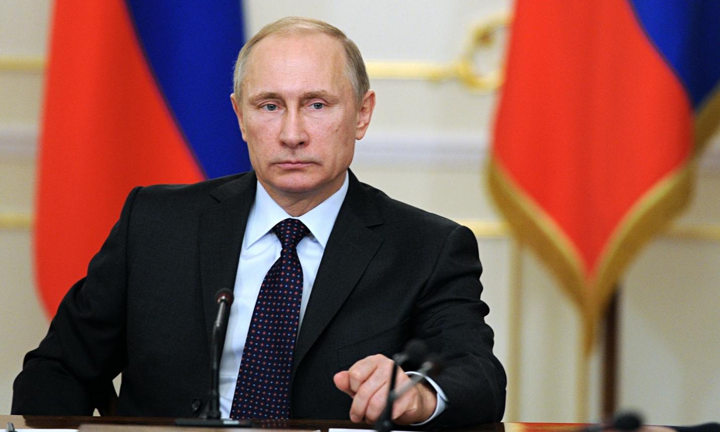 Прямая линия сВладимиром Путиным пройдет 15июня