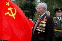 Жителям Львова разрешили разгуливать 9 мая с советскими флагами