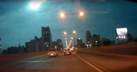 Ярко-зеленый свет озарил все вокруг: над Таиландом пролетел крупный метеорит. Видео