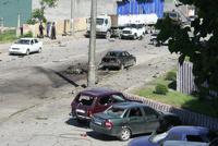 Двойной взрыв в Махачкале: трое погибли и 44 пострадали