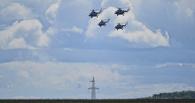 В Омске сотрудники ГИБДД пересели на вертолет