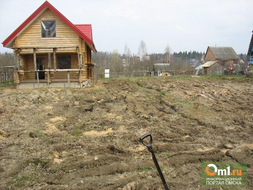 Мэрию Омска заставят искать землю для многодетных в городе вместо «чистого поля»