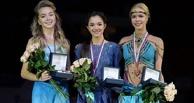 Российские фигуристки заняли все призовые места на чемпионате Европы