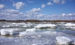 Первая волна ледохода в Омской области ожидается завтра