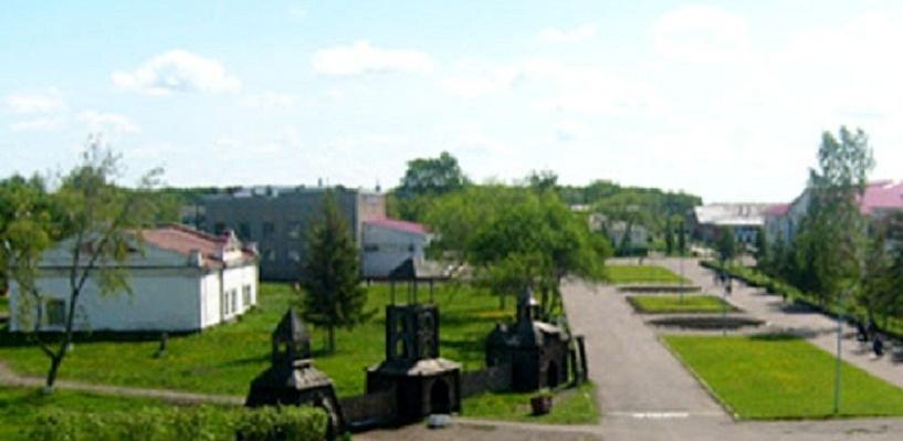 Туристы из Финляндии прогулялись по Тюкалинску