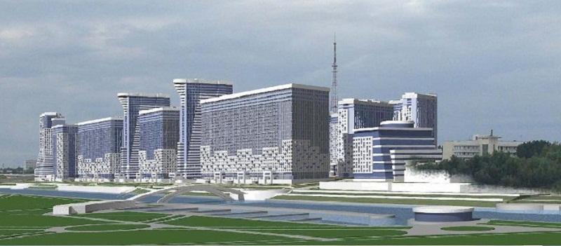Строительство микрорайона «Академический» в Омске вновь приостановлено