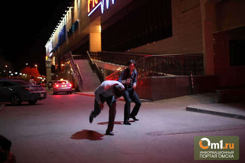 В Омске снова дрались и стреляли у ночного клуба