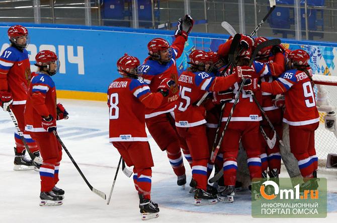В День Победы сборная России по хоккею разгромила Швейцарию
