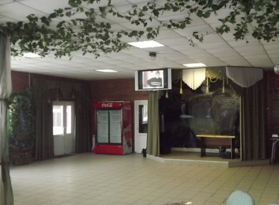 Омское кафе «Адмирал» будет снесено через месяц
