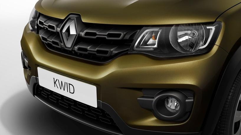 Дешевле «Логана»: Renault показали ультрабюджетный хетчбэк
