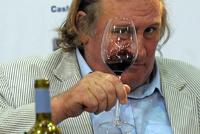 Депардье оставили без прав из-за пьяной езды
