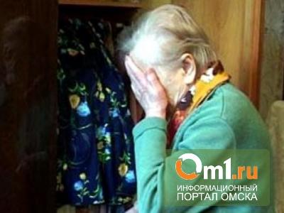 В Омске мошенники под видом работников «Горгаза» грабят старушек