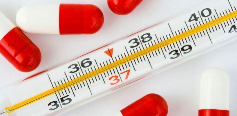 В Омске заболеваемость гриппом и ОРВИ впервые опустилась ниже эпидпорога