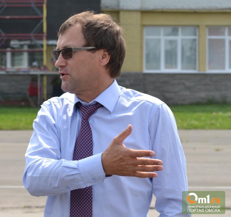 Кресло министра спорта Омской области может занять Александр Фабрициус