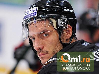Волков считает, что «Авангард» замедлил его развитие как хоккеиста