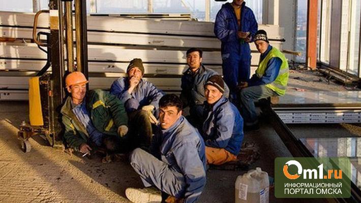 На границе с Казахстаном жительница Омской области прятала 40 узбеков