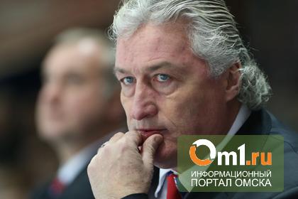 Омский «Авангард» проиграл донецкому «Донбассу» со счетом 1-6