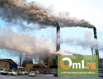 Официально в Омске воздух становится все чище и чище