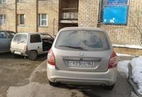 В Тольятти застукали несуществующую «Гранту»