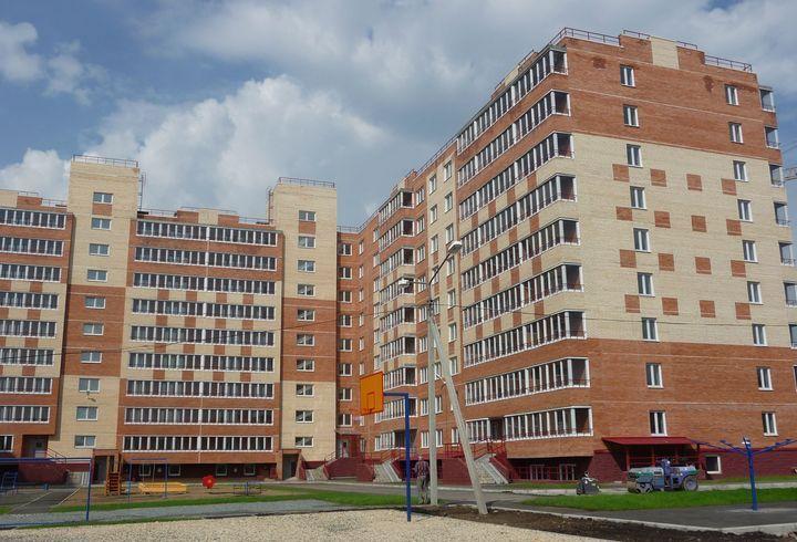 Омскстат: в Омске вырос объем ввода жилья